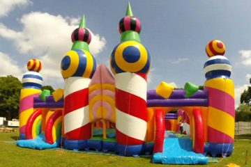 jumping castle companies in Perth